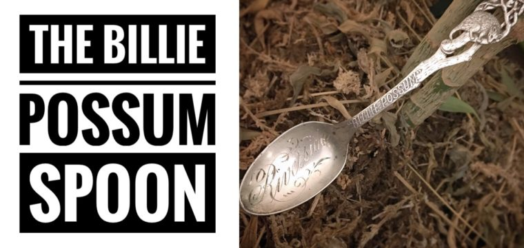 Day 13 – The Billie Possum Spoon