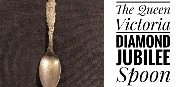 Day 11 – The Queen Victoria Diamond Jubilee Spoon