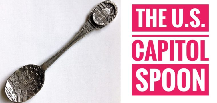 Day 21 – The U.S. Capitol Spoon