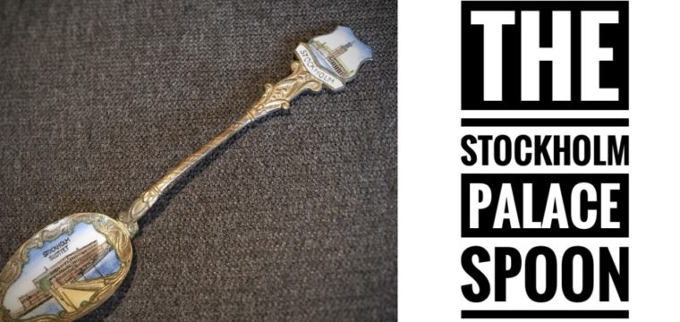 Day 22 – The Stockholm Palace Spoon