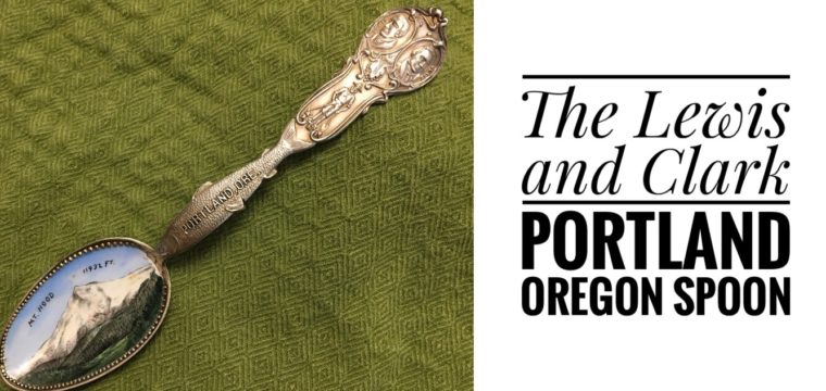 Day 23 – The Lewis and Clark Portland, Oregon Spoon