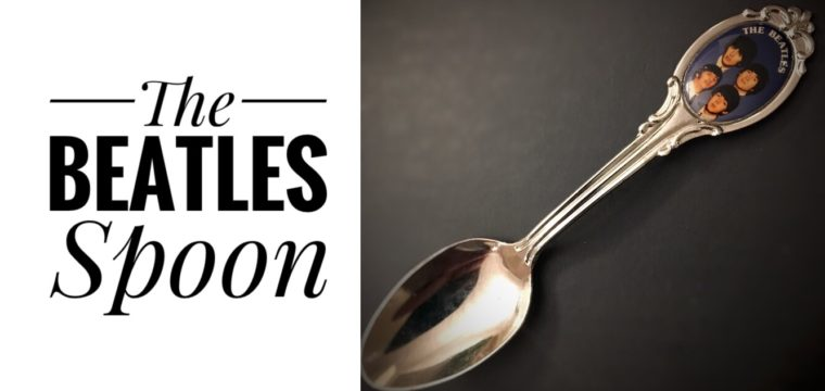 Day 38 – The Beatles Spoon