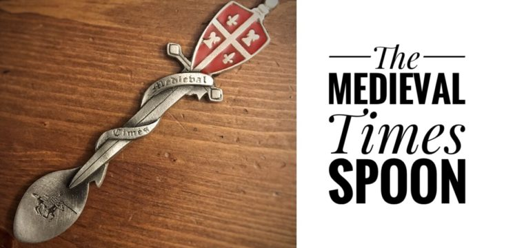 Day 43 – The Medieval Times Spoon