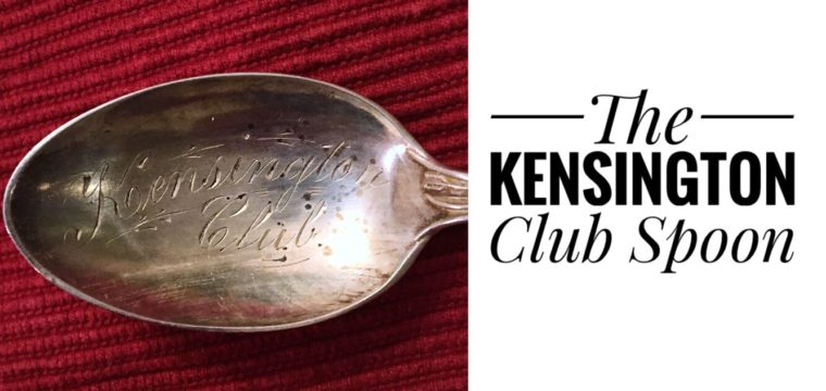 Day 67 – The Kensington Club Spoon