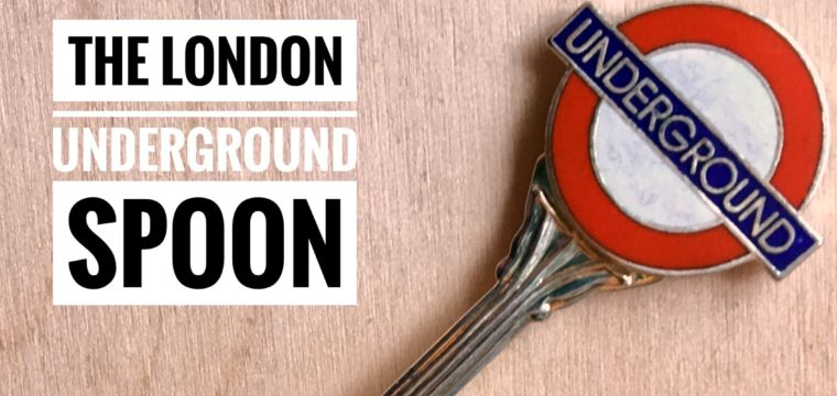 Day 114 – The London Underground Spoon