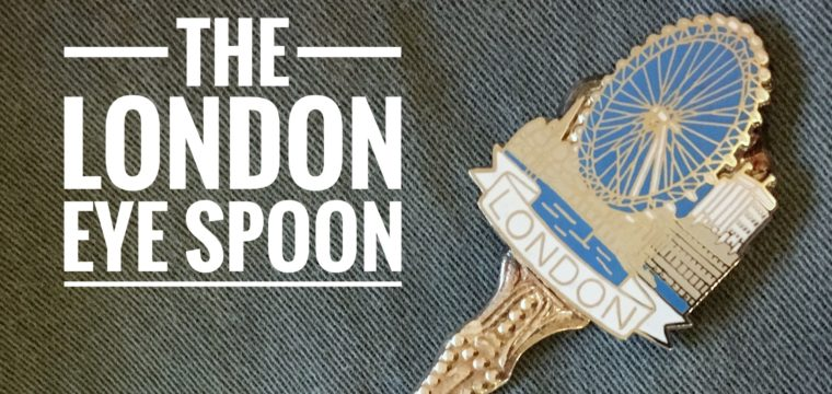 Day 131 – The London Eye Spoon