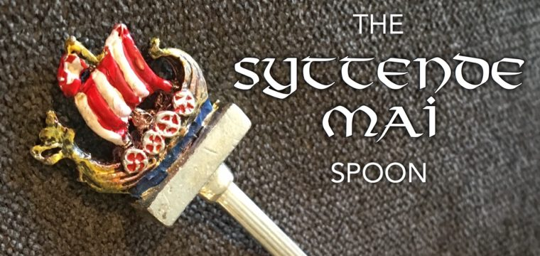 Day 137 – The Syttende Mai Spoon