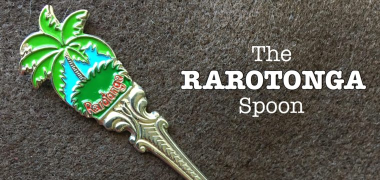 Day 148 – The Rarotonga Spoon