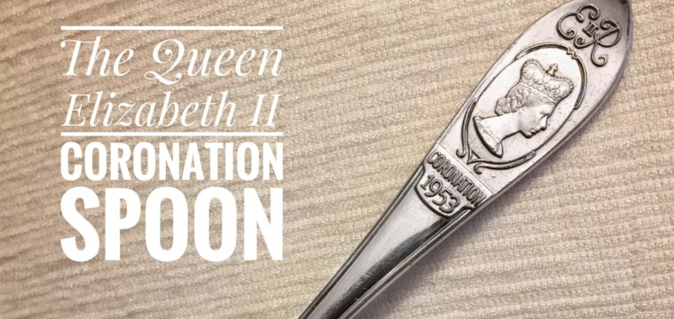 Day 153 – The Queen Elizabeth II Coronation Spoon