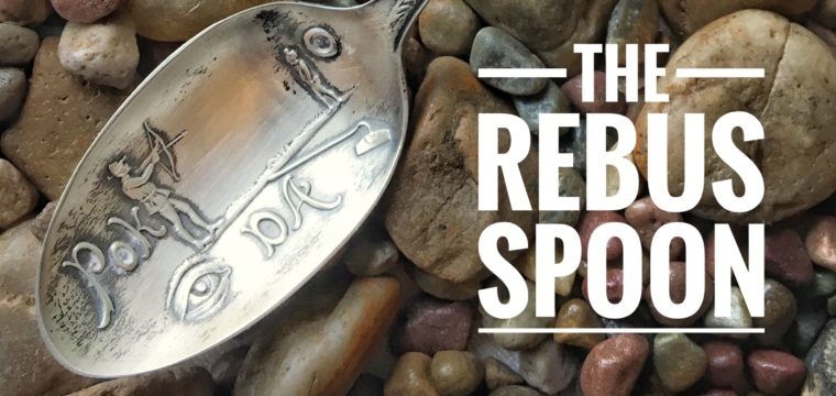 Day 184 – The Rebus Spoon