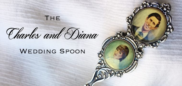 Day 210 – The Charles and Diana Wedding Spoon