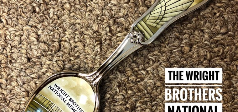 The Wright Brothers National Memorial Spoon
